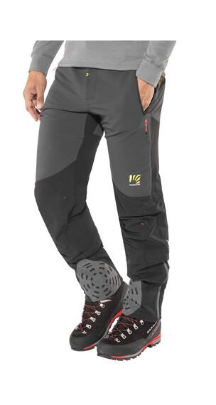 Karpos Express 300 lange broek Heren grijs/zwart
